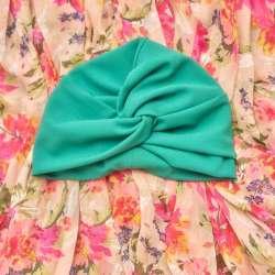 Bonnet Cross Cigale vert sapin